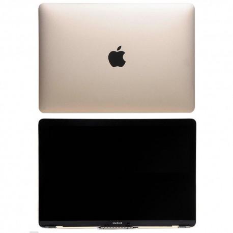 """Ecran complet Macbook 12"""" A1534 Gold Or 2015 2016 2017"""