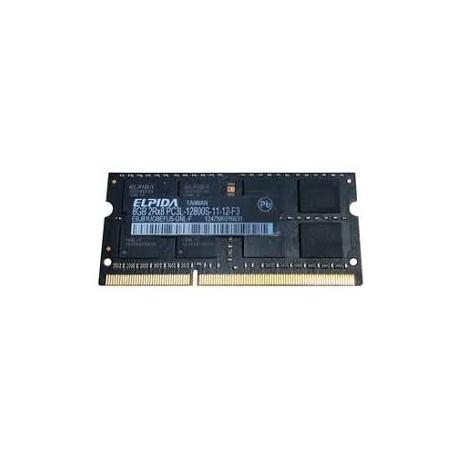 Elpida Hynix Mémoire RAM 16 Go (2 x 8 Go) DDR3 SODIMM 1600 MHz PC3-12800