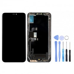 Ecran LCD Noir OLED iPhone Xs Max + outils