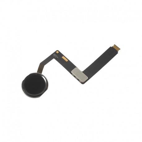 """821-00549-A Nappe et bouton Home Complet Noir iPad Pro 9.7"""""""