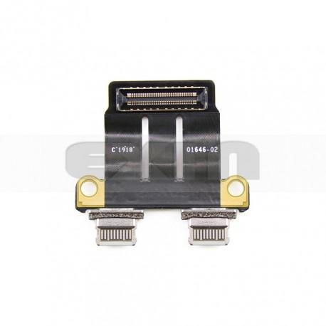 "821-01646-02 Nappe Cable USB-C MacBook Pro 13"" A1989 15"" A1990 2018 2019"