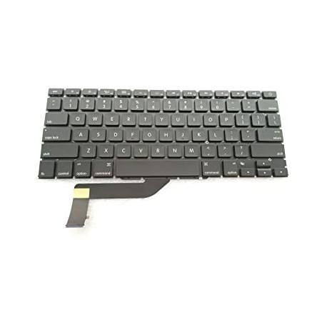 "Clavier Qwerty US Macbook pro 15,4"" Rétina A1398 2012-2015"