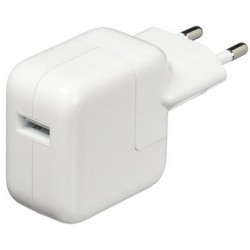 Chargeur Secteur USB A1401 12w Iphone ipad Ipod