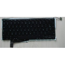 "Clavier Azerty macbook pro 15,4"" unibody neuf"