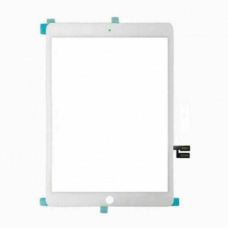 """Vitre tactile Apple iPad 7 Blanc 10.2"""" 2019 A2197 A2198 A2199 A2200"""
