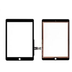 """Vitre tactile et bouton home Apple iPad 7 noir 10.2"""" 2019 A2197 A2198 A2199 A2200"""