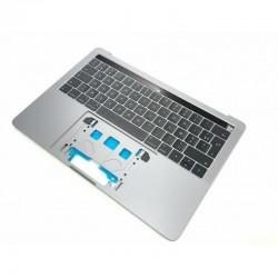 """Topcase + clavier Français macbook pro 13"""" A2251 Gris Sideral 2020"""