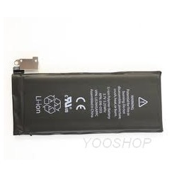 Batterie d'origine + outils pour Apple iphone 4 - 616-0513