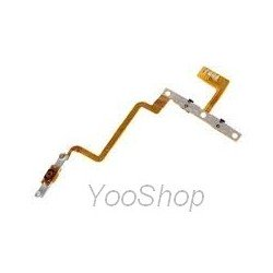 iPod touch 4 - Nappe bouton volume power 821-118-A