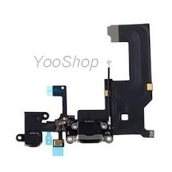Dock connecteur 821-1699-A Iphone 5 Noir