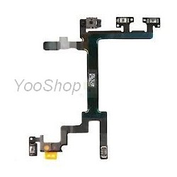 Nappe Power On Off vibreur volume mute iPhone 5 821-1416-A