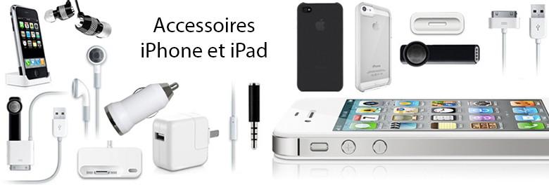 Accessoires iPhone et iPad
