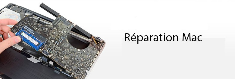 Réparation Mac
